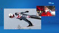 Skoki narciarskie. Raport z Oberstdorfu. Możemy mówić o niedosycie (POLSAT SPORT). Wideo