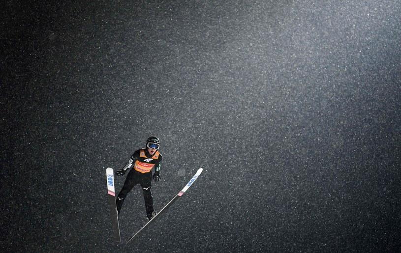 Skoki narciarskie są atrakcją zimowej uniwersjady /AFP
