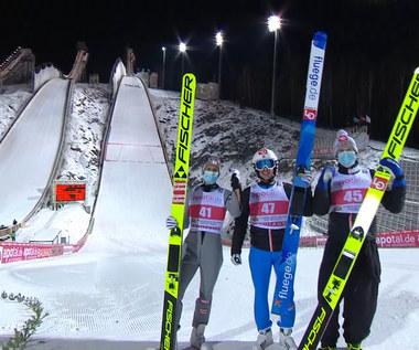 Skoki narciarskie. Triumf Egnera Graneruda w Niżnym Tagile. wideo