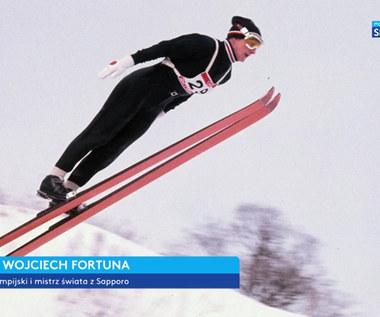 Skoki narciarskie. Wojciech Fortuna: Nasza drużyna jest najlepsza na świecie (POLSAT SPORT). Wideo