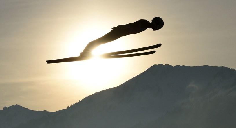 Skoki narciarskie /AFP