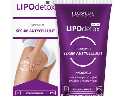 Skończ z cellulitem i wygraj serum Lipodetox firmy Floslek.