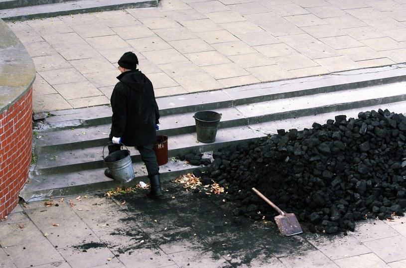 Skończy się ogrzewanie węglem /Tomasz Barański /Reporter