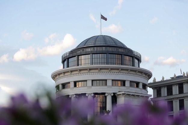 Skopje - stolica Republiki Macedonii. /Luka Stanzl/PIXSELL /PAP/PIXSELL