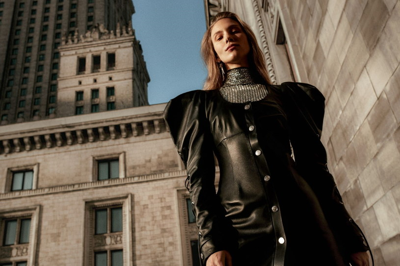 Skóra stanowi nieodłączny element rockowej mody /materiały prasowe
