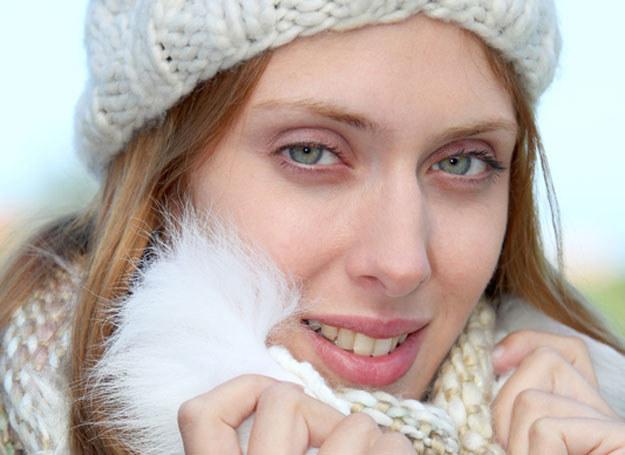 Skóra wymaga zimą specjalnego traktowania /© Panthermedia