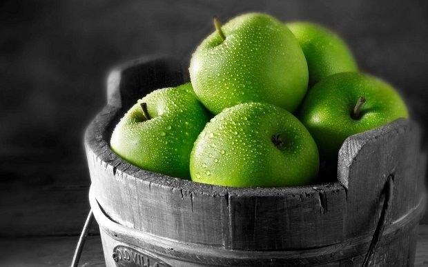 skórka jabłka maseczka /© Photogenica