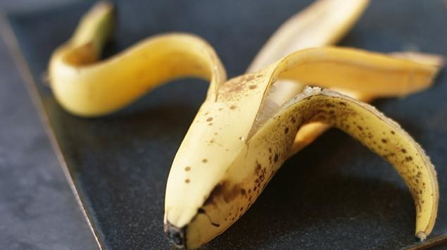 skórka z banana /© Photogenica
