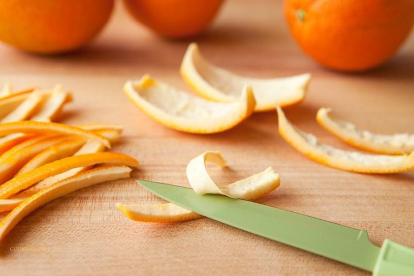 skórka z pomarańczy jak stosować /© Photogenica