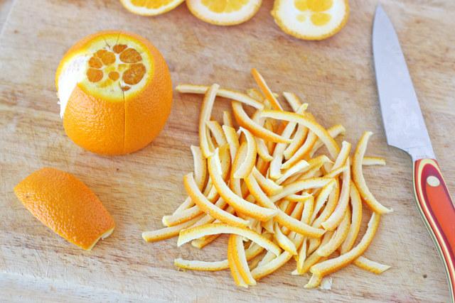 skórka z pomarańczy na zatwardzenie /© Photogenica