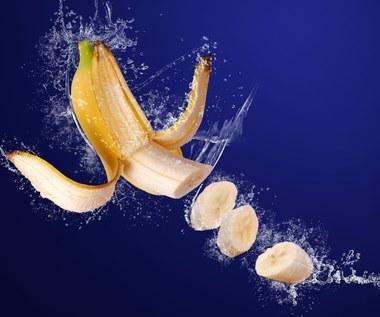 Skórki z banana mają wartości odżywcze