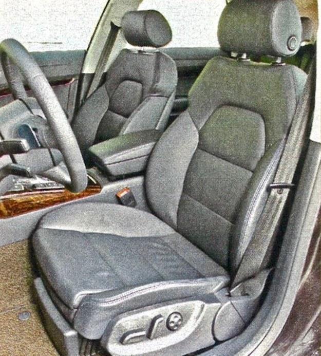 Skórzana tapicerka i elektryczne sterowanie foteli wymagają dopłaty. /Motor