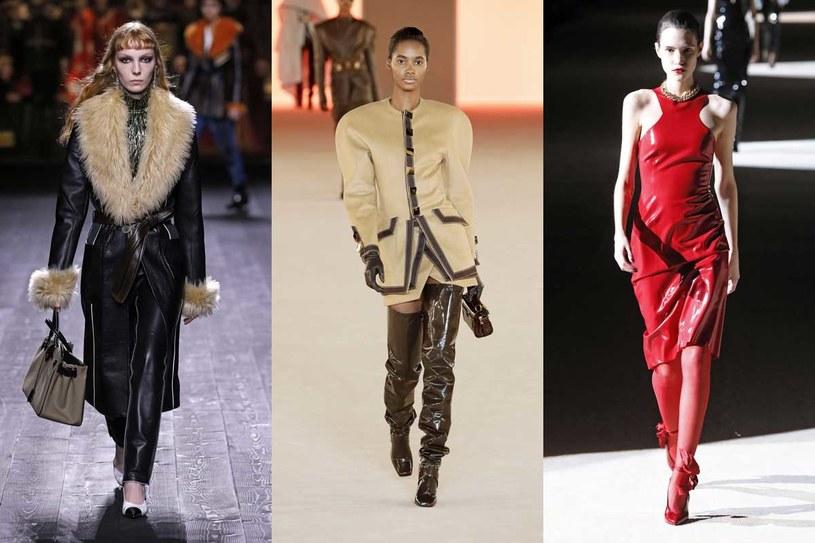 Skórzane rzeczy nadal są modne /East News/ Zeppelin