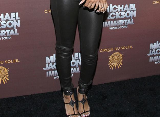 Skórzane spodnie nie są dobre dla każdej z nas /Getty Images/Flash Press Media