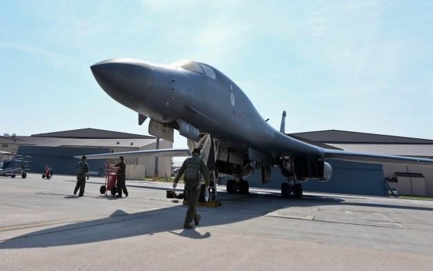 Skorzystają z nich również maszyny B-1. Fot. U.S. Air Force photo/Senior Airman Zachary Hada /materiały prasowe
