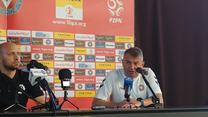 Skowronek i Hajdo po meczu Garbarnia - Stal Mielec 0-2. Wideo