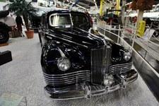 Skradziono limuzynę, którą jeździł Józef Stalin