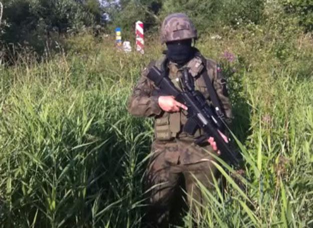 "Skreen z filmu ""Ochotnicze patrole antybanderowskie"" /You Tube /INTERIA.PL"