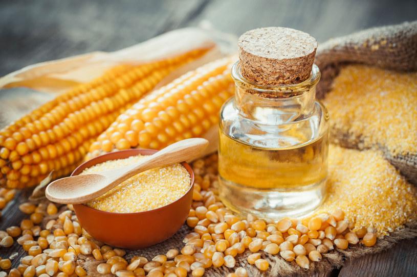 Skrobię produkuje się z pręcików tej rośliny, a mąkę kukurydzianą z ziaren rosnących na kolbach /123RF/PICSEL