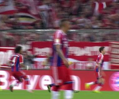 Skrót meczu Bayern Monachium - Hertha Berlin