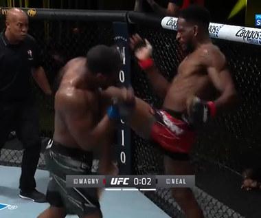 Skrót walki Neil Magny - Geoff Neal na gali UFC Vegas 26.UFC Vegas 26. Neil Magny - Geoff Neal. Skrót walki (POLSAT SPORT). Wideo