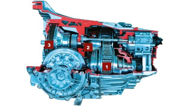Skrzynia Multitronic. /Motor