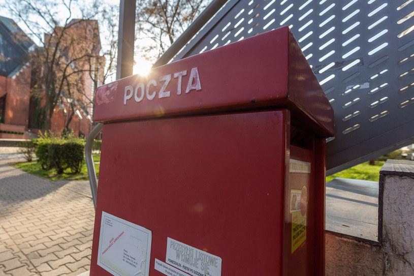 Skrzynka pocztowa we Wrocławiu /Krzysztof Kaniewski /Reporter