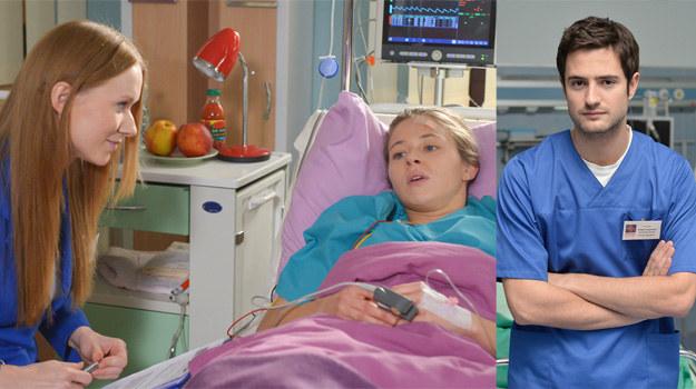 Skrzywdzona przez los młoda pacjentka zainteresuje Adama. Co na to Wiki? /AKPA/ Gałązka /Agencja W. Impact