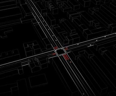 Skrzyżowania bez sygnalizacji świetlnej upłynnią ruch samochodów