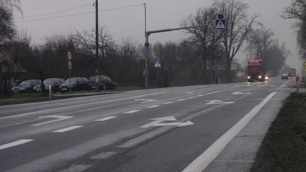 Skrzyżowanie i przejście dla pieszych /RMF