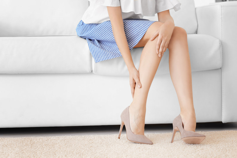 Skurcz łydki może zwiastować początek wielu chorób /Pixabay.com