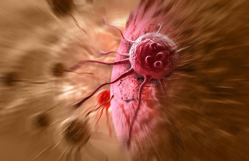 Skuteczniejsze leki przeciwnowotworowe coraz bliżej /123RF/PICSEL