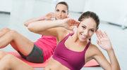 Skuteczny trening na brzuch i boczki