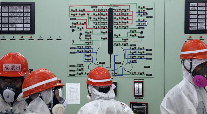 Skutki katastrofy w Fukushimie Daiichi są odczuwalne do dziś /AFP