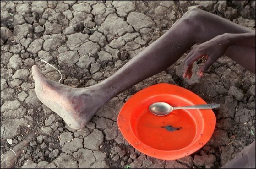 Skutki niekorzystnych zjawisk najbardziej odczują mieszkańcy Afryki /AFP