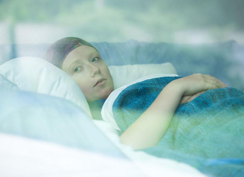 Skutki uboczne chemioterapii możena złagodzić /123RF/PICSEL