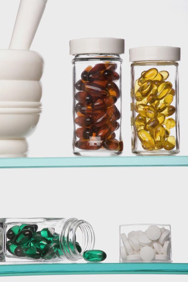 Skutki uboczne leków /© Photogenica