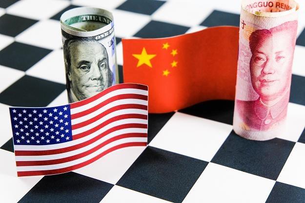 Skutki wojny handlowej między USA a Chinami niedługo odczuje też Polska /©123RF/PICSEL