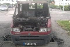 Skutki zamieszek na imigranckich przedmieściach francuskiego miasta Amiens