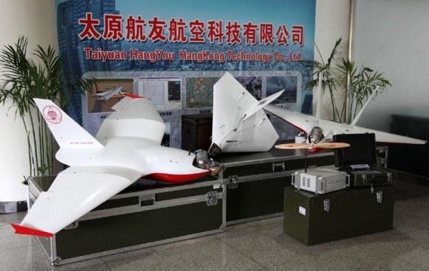 SKY-09.  Fot. Taiyuan Navigation Technology /materiały prasowe
