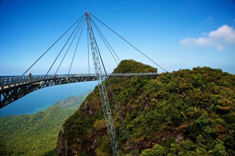 Sky Bridge na Langkawi /123RF/PICSEL