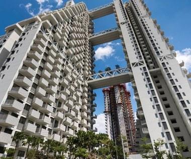 Sky Habitat - niezwykły budynek w Singapurze