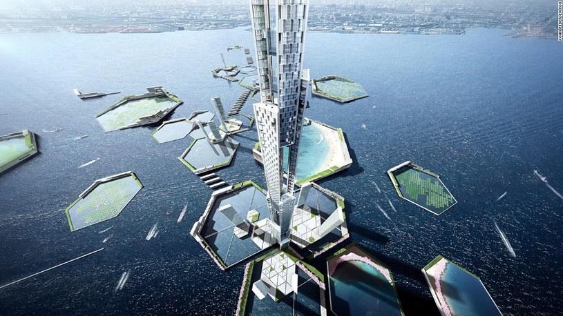 Sky Mile Tower /materiały prasowe