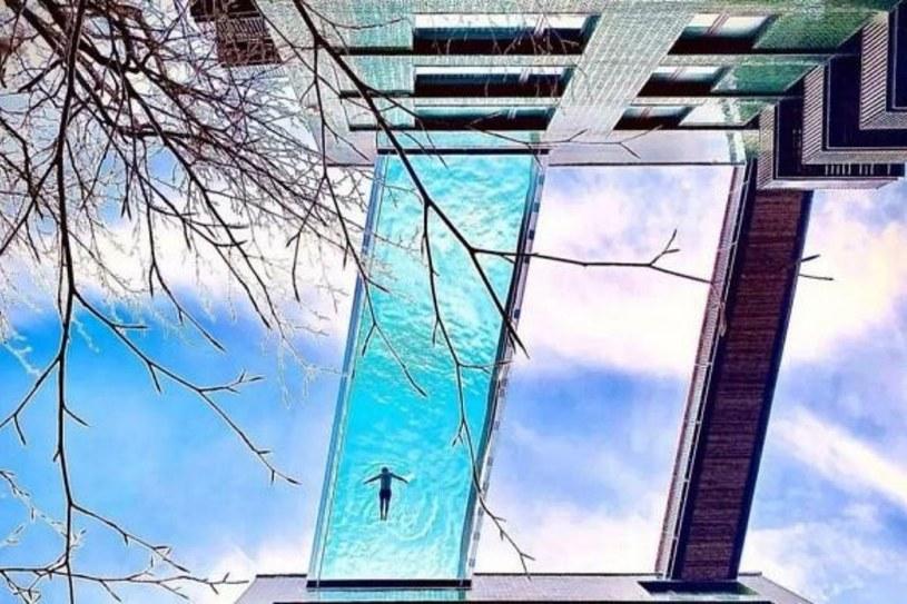 Sky Pool w Londynie /materiały prasowe