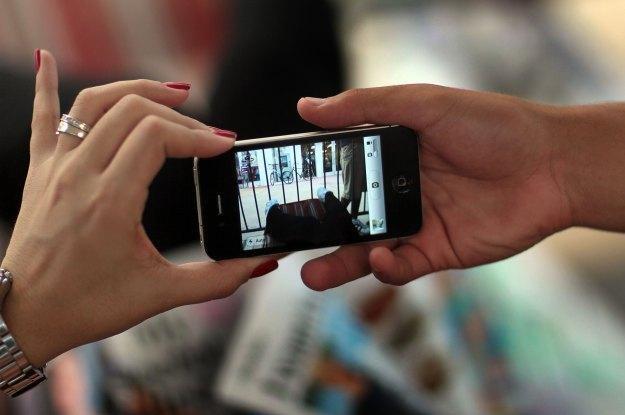 Skype dla mobilnego sprzętu Apple - kiedy przyjdzie pora na Androida /AFP