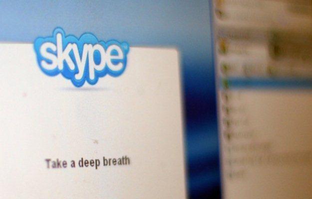 Skype ma problemy z prawidłowym działaniem - potwierdzają to sami twórcy /AFP