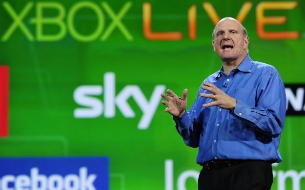 Skype na kolejnej generacji Xboksa to dobry pomysł? /AFP