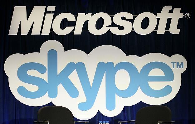 Skype został wycofany ze sklepów w Chinach. Fot. Justin Sullivan /Getty Images/Flash Press Media
