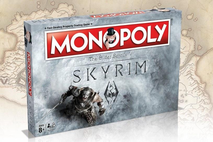 Skyrim Monopoly /materiały prasowe
