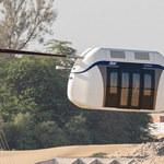 SkyWay - pierwsza na świecie sieć elektrycznych kapsuł powietrznych